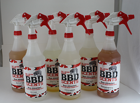 BBD-Scents - 32ozSprayScent