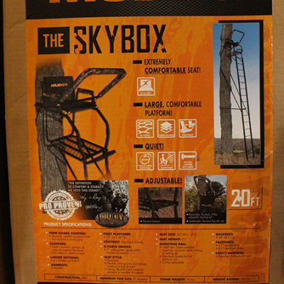 Muddy-The-Skybox-Treestand
